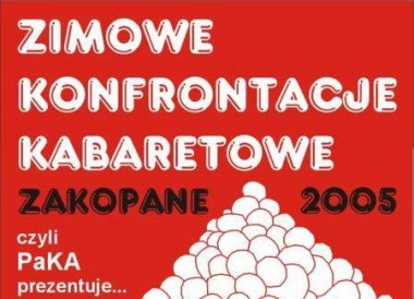 Plakat konfrontacji /INTERIA.PL
