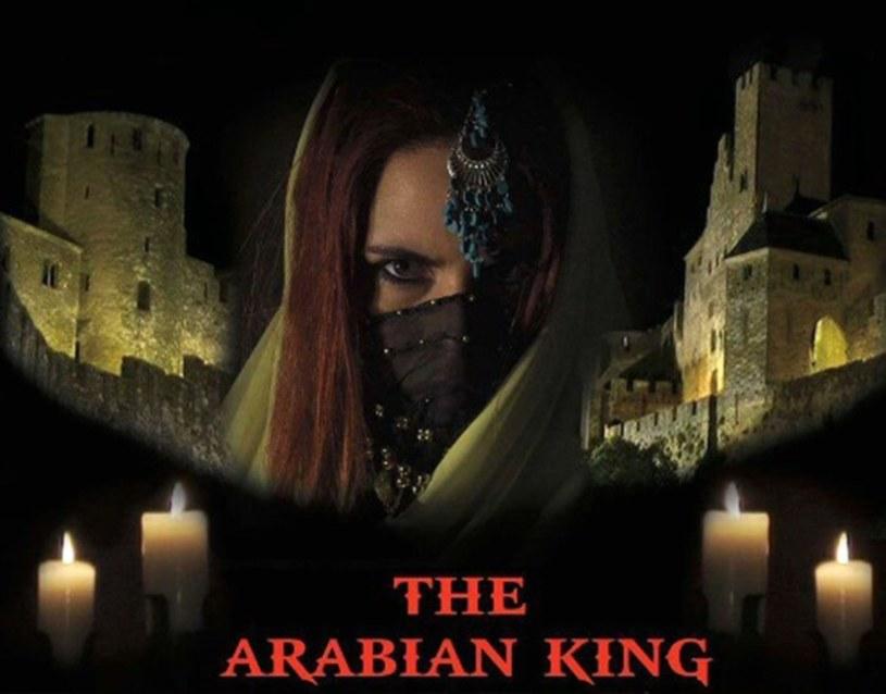 Plakat promujący pierwszy film Antonio Suleimana /East News