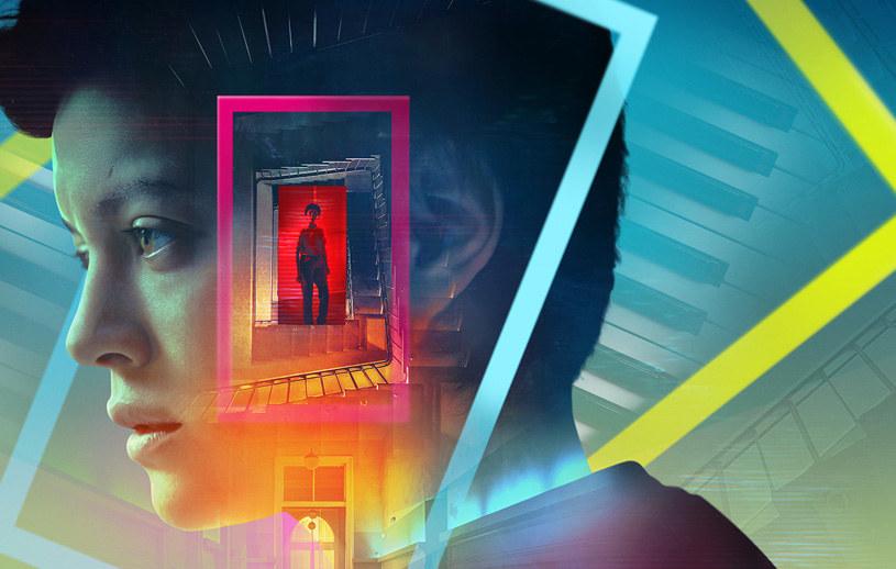 """Plakat promujący serial """"Otwórz oczy"""" /Netflix /materiały prasowe"""