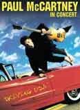 Plakat reklamujący amerykańską trasę Paula McCartney'a /