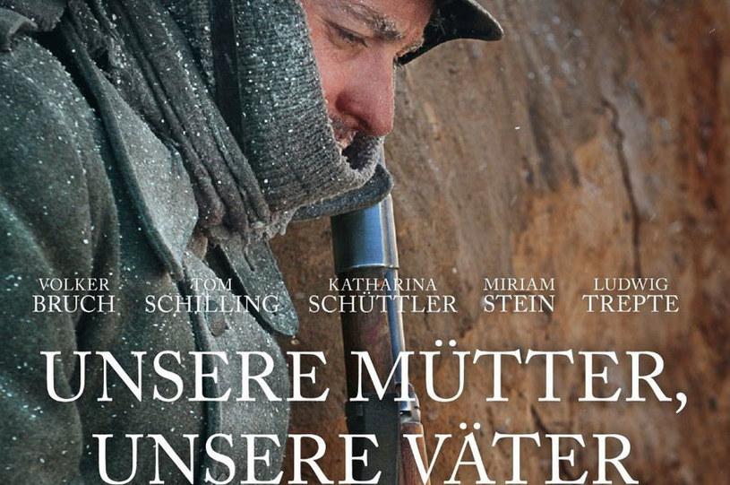 Plakat reklamujący film w Niemczech. /materiały prasowe