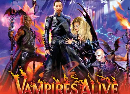 "Plakat reklamujący trasę ""Vampires Alive Tour 2008"" DJ Bobo /"