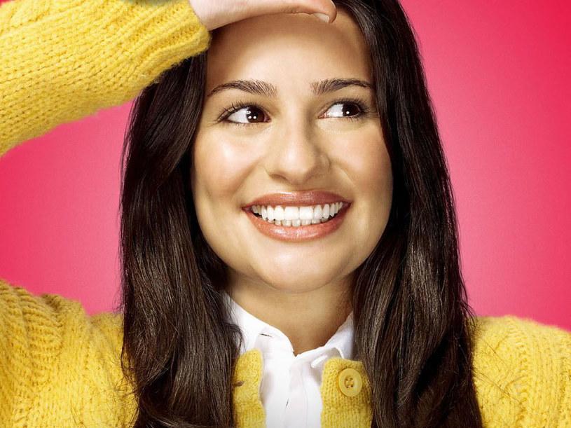 "Plakat serialu ""Glee"". /materiały prasowe"