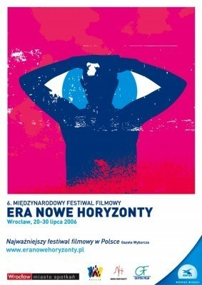 Plakat wrocławskich Nowych Horyzontów /