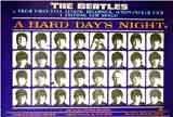 """Plakat z filmu """"A Hard Day's Night"""" /"""