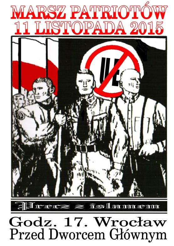 Plakat zachęcający do udziału w marszu /gazetaslaska.pl /