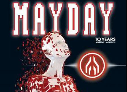 Plakat zapowiadający Mayday 2009 /