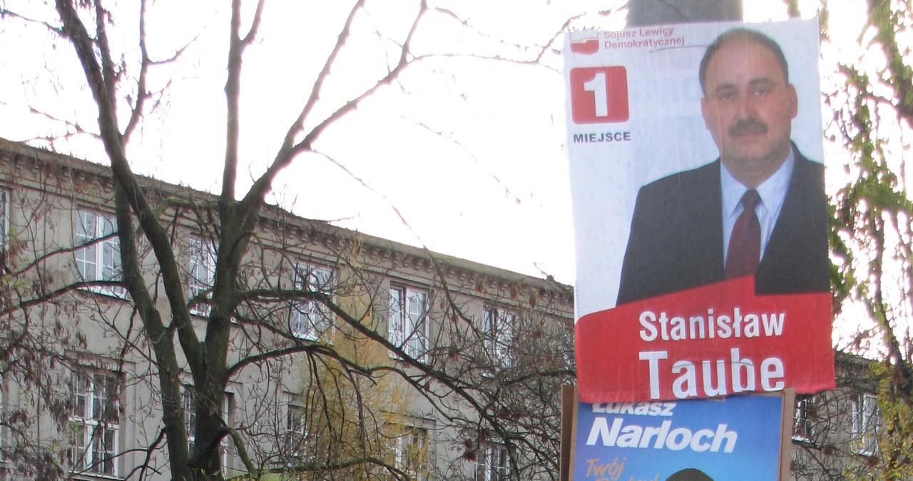 Plakaty wyborcze mogą być niebezpieczne