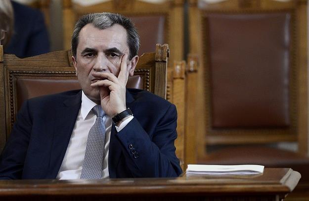 Płamen Oreszarski, premier Bulgarii /AFP