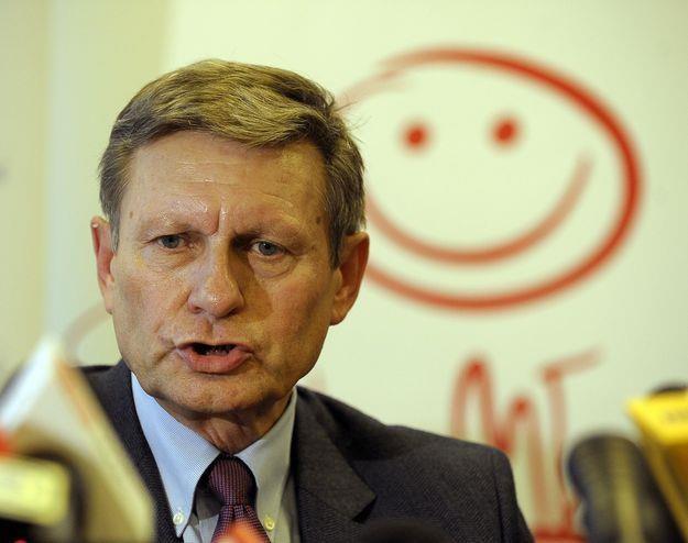 Plan Balcerowicza miał zalety ale i wady /AFP