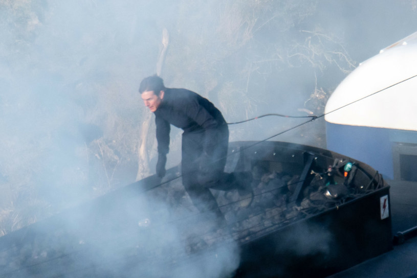 "Plan filmu ""Mission Impossible 7"" /SplashNews.com/East News /East News"