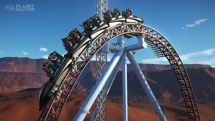Planet Coaster /materiały prasowe