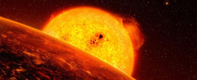 Planeta HD 203949 b nie powinna istnieć /materiały prasowe