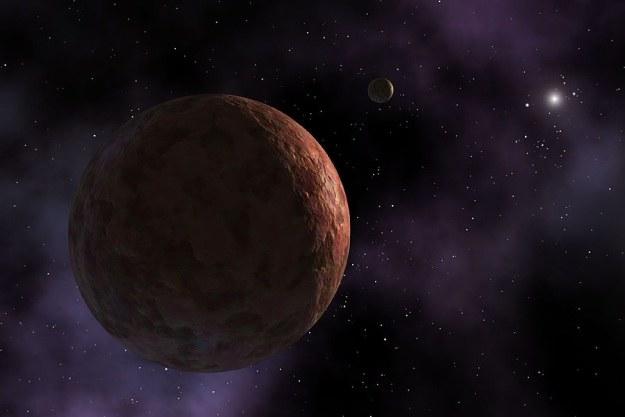 Planeta karłowata Makemake jednak nie ma atmosfery /NASA