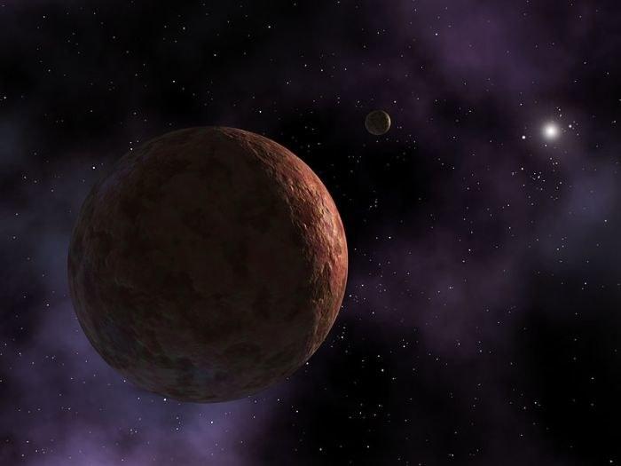 Planeta karłowata Sedna. /materiały prasowe