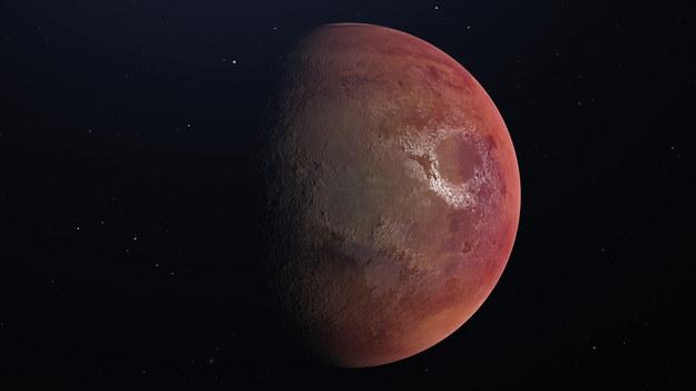 Planeta Mars /shutterstock /