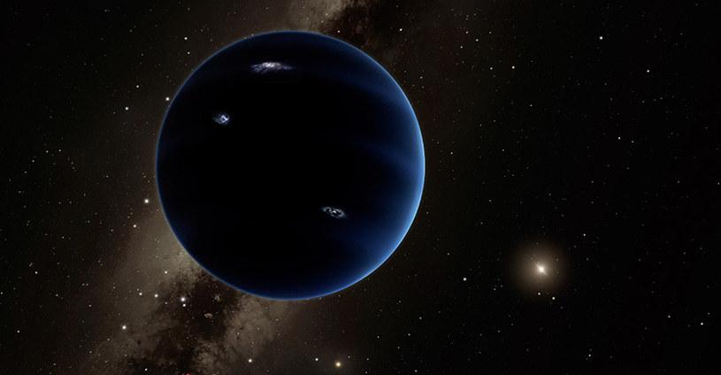 Planeta X to tak naprawdę egzoplaneta? /NASA