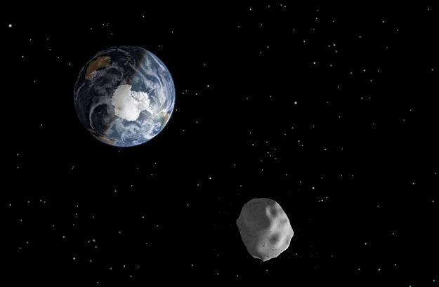 Planetoida 2012 DA14 /PAP/EPA