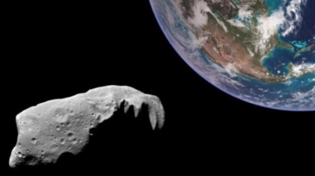 Planetoida 2013 GM3 za kilkanaście lat zbliży się do Ziemi /materiały prasowe