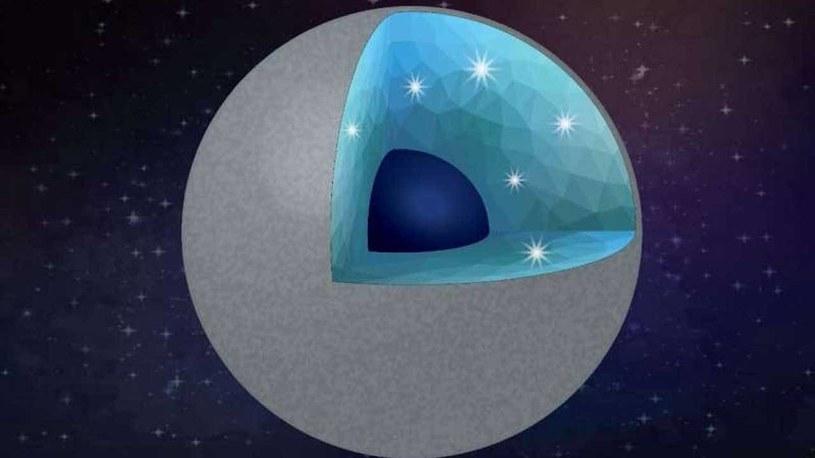 Planety zbudowane z diamentów mogą być powszechne we Wszechświecie /materiały prasowe