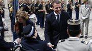 Planował zamach na prezydenta Francji. Chciał zabić Macrona w Dzień Bastylii