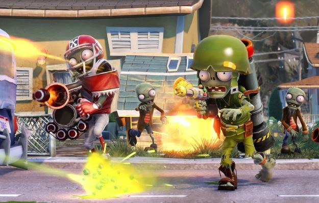 Plants vs Zombies Garden Warfare /materiały prasowe