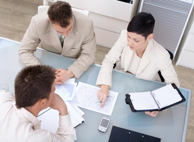 Plany przedsiębiorców na nadchodzący początek roku są bardziej optymistyczne /© Panthermedia