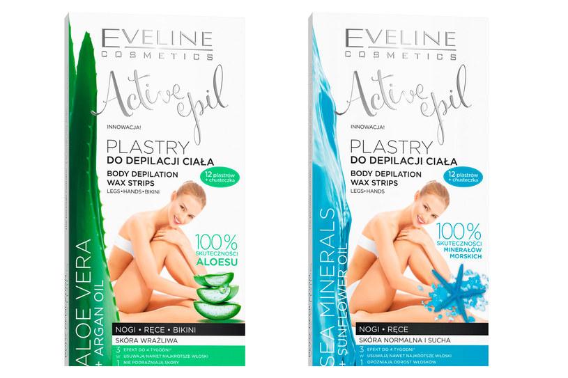 Plastry do depilacji ciała Eveline Cosmetics /materiały prasowe