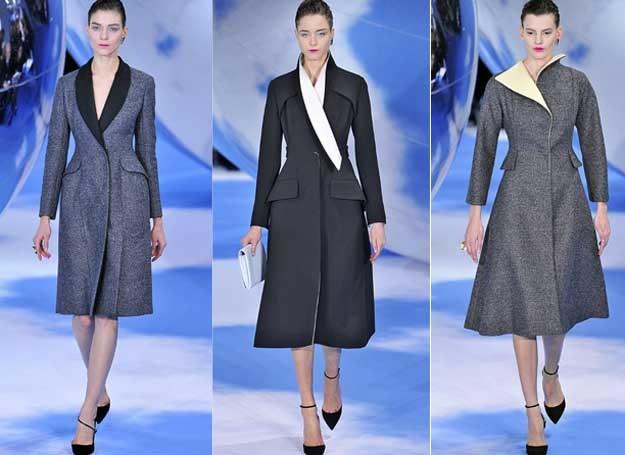 Płaszcze od Diora /East News/ Zeppelin