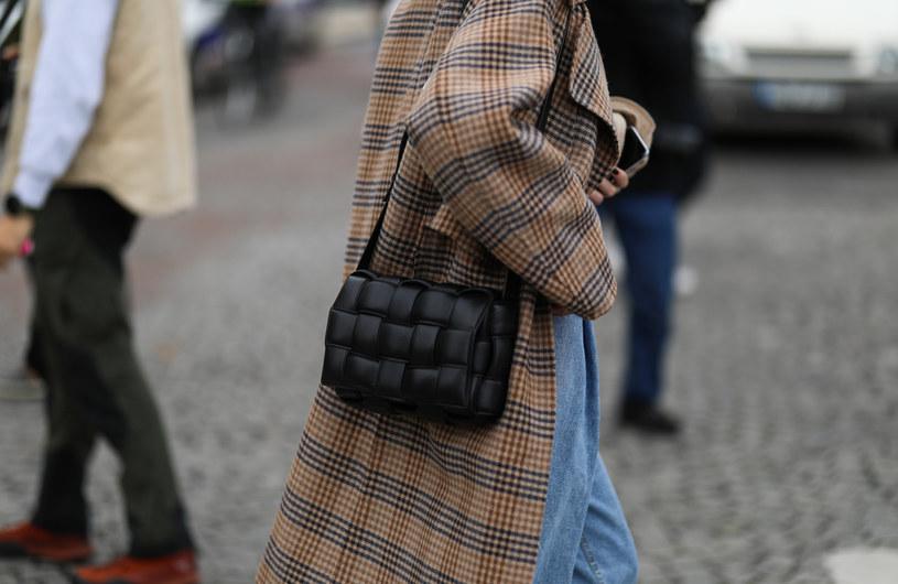 Płaszczę w kratę robią furorę /Jeremy Moeller / Contributor /Getty Images