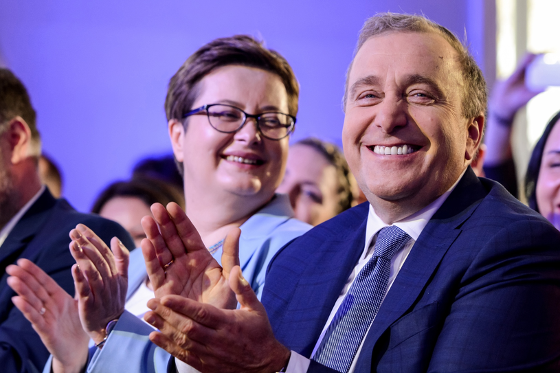 Obywatelska and Nowoczesna Platform start from common lists Koalicja Obywatelska / Mariusz Gaczyński / East News