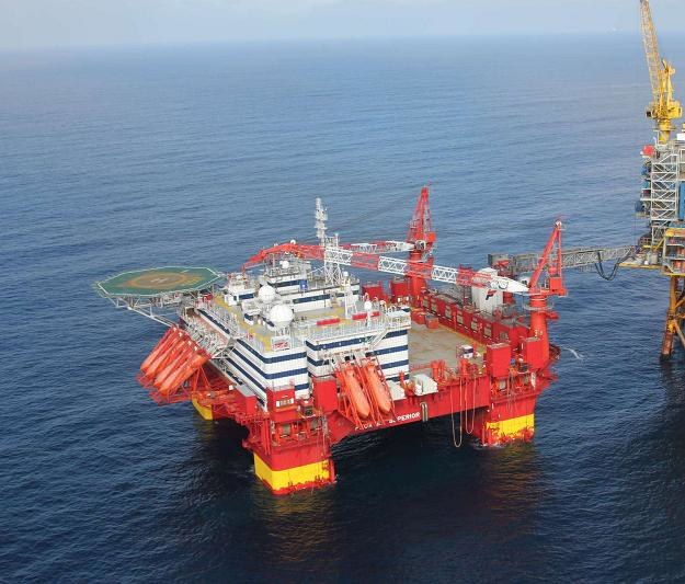 Platforma Statoilu na Morzu Północnym /AFP