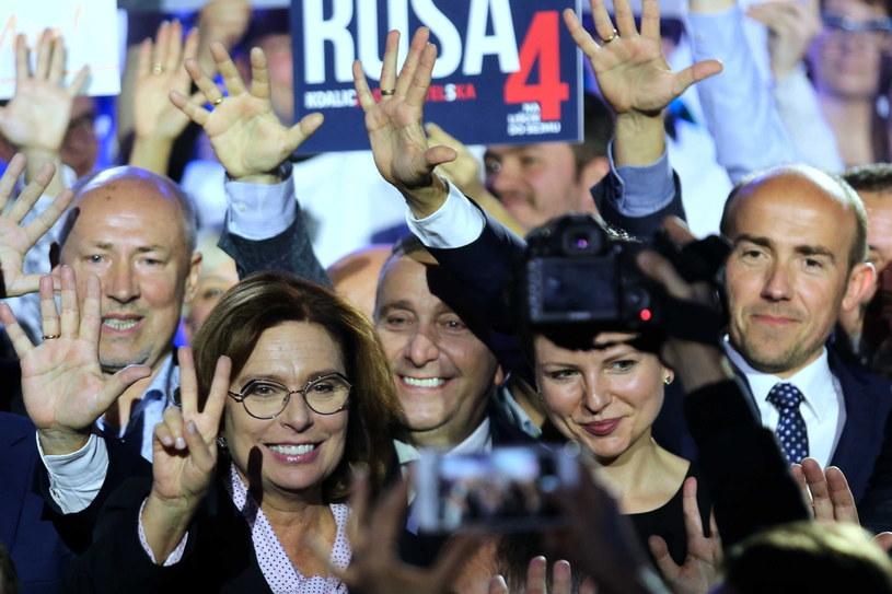 Platforma tonie, Koalicja Obywatelska jest przeszacowana w sondażach, a Grzegorza Schetynę czekają duże kłopoty - uważa prof. Antoni Dudek / Andrzej Grygiel    /PAP