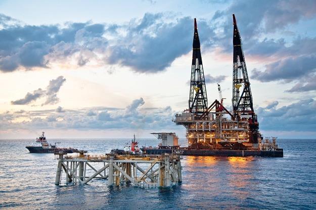 Platforma wiertnicza Delek Drilling na Morzu Środziemnym (złoże Tamar) /Informacja prasowa