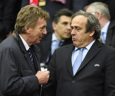 Platini kandydatem na szefa FIFA. Boniek: Wierzę, że podoła
