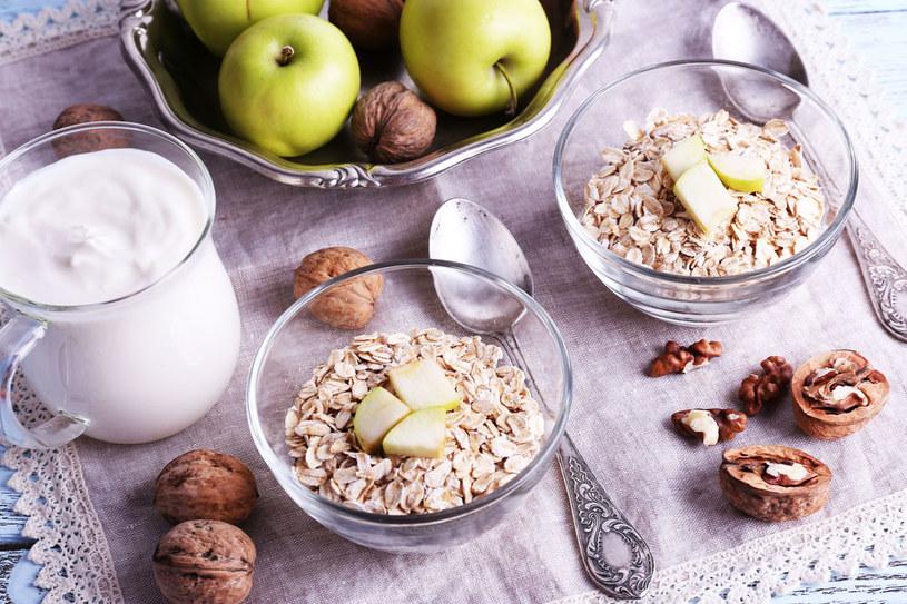 Płatki z jogurtem /123RF/PICSEL