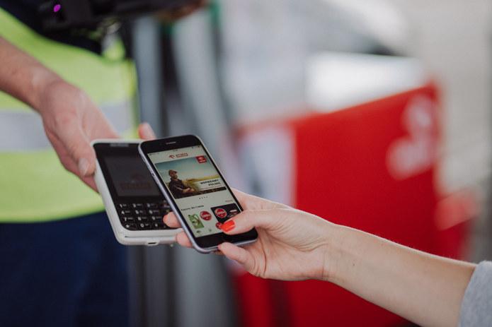 Płatności elektroniczne znacznie skrócą czas pobytu na stacji benzynowej /materiały promocyjne partnera