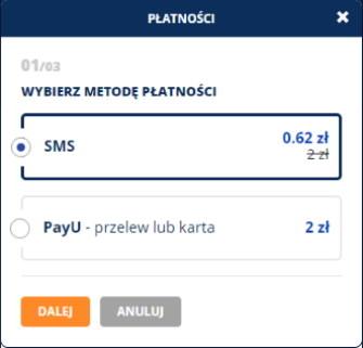 platnoscopcje /INTERIA.PL