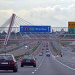 Płatny przejazd z Gliwic do Wrocławia. Wiemy, ile i od kiedy