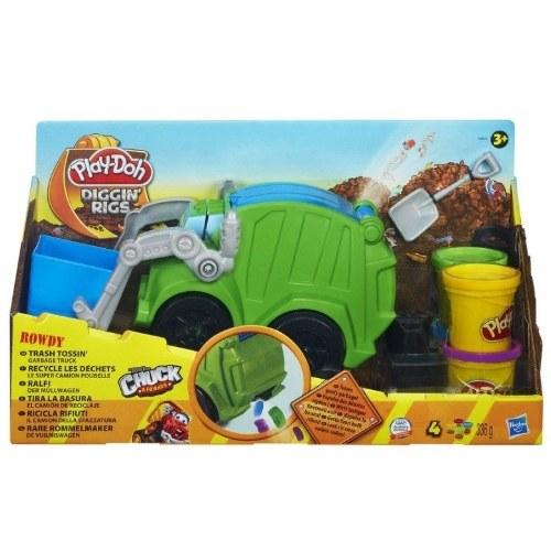 Play-Doh, Śmieciarka Rowdy /materiały prasowe