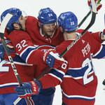 Play-offy NHL: Canadiens o krok od awansu