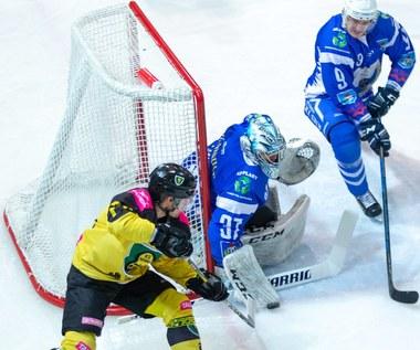Play-offy w PHL. Tauron KH GKS Katowice - Unia Oświęcim 6-3 w 3. meczu ćwierćfinałowym