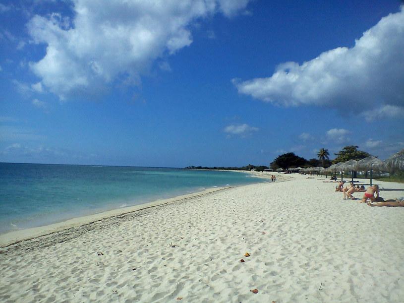 Playa Ancon /Artur Wróblewski /INTERIA.PL