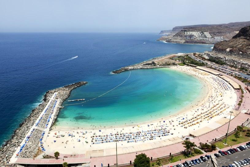 Playa de Amadores to idealne miejsce na wypoczynek /123RF/PICSEL