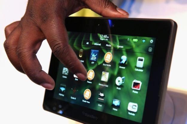 PlayBook - czy to będzie tabletowy hit 2011 roku? /AFP