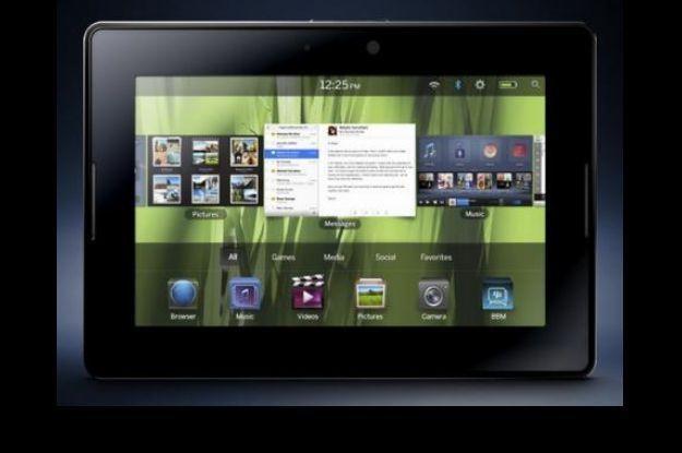 PlayBook - ostatnia nadzieja RIM na świat tabletów /materiały promocyjne