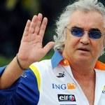 Playboy wraca do F1