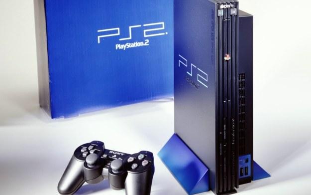 PlayStation 2 - druga konsola Sony /materiały prasowe