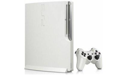 """PlayStation 3 Slim w wersji """"White"""" /Informacja prasowa"""