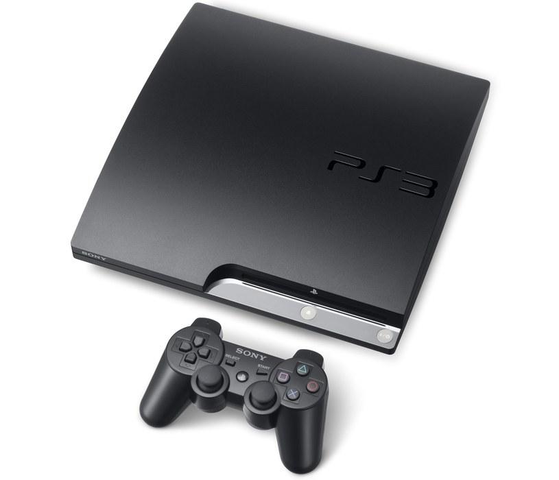 PlayStation 3 w wersji Slim PlayStation /materiały prasowe